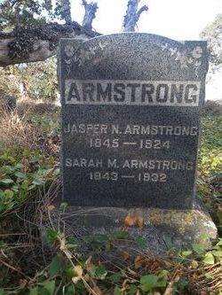 Sarah Mildred <i>Howard</i> Armstrong