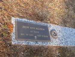 Julie Ann Allison