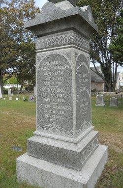 Ann Eliza <i>Winslow</i> Butman