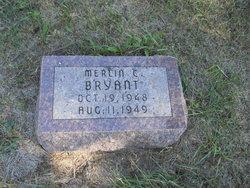 Merlin Charles Bryant