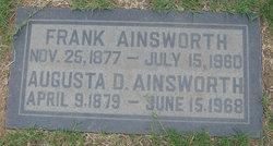 Augusta <i>Dunkelberger</i> Ainsworth