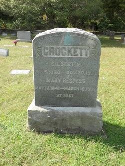 Mary <i>Respess</i> Crockett