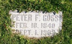 Peter Frederick Goss
