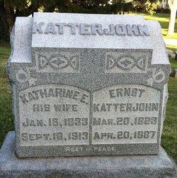 Katharine E Katterjohn
