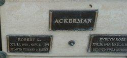 Robert L Ackerman