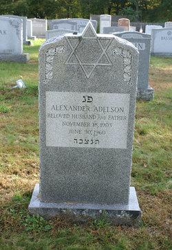 Alexander Adelson