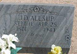 Joseph Daniel Allsup