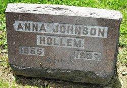 Anna Marie <i>Johnson</i> Hollem