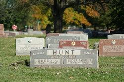 Elder Lazarius Milton Parriet Hunt