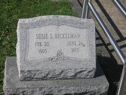 Susie S Bickelman