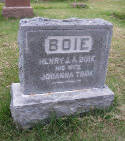 Henry J. A. Boie