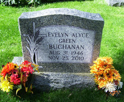 Evelyn Alyce <i>Green</i> Buchanan