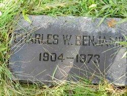 Charles W Benjamin