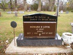 Howard D. Lovik