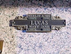 Mary Jane <i>West</i> Lucas