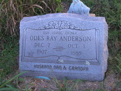 Odes Ray Anderson