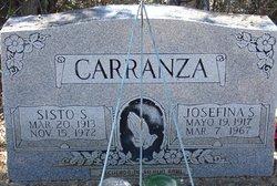 Josefina <i>Solis</i> Carranza