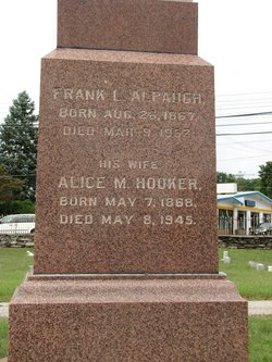 Alice M. <i>Hooker</i> Alpaugh