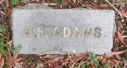 D R Adams