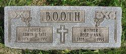 Edwin Tate Booth