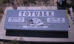 Frank M Totusek