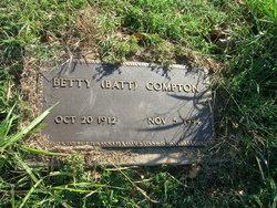 Betty <i>Batt</i> Compton