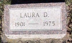 Laura M <i>Dickey</i> Broeseker