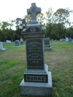 Ann <i>O'Loughlin</i> Burke