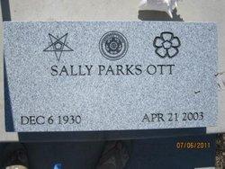 Sally <i>Parks</i> Ott