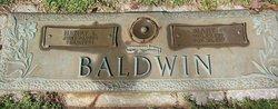 Henry E Baldwin