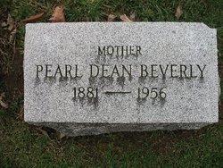 Pearl <i>Dean</i> Beverly