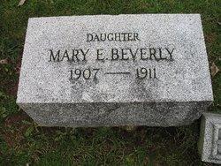 Mary Elizabeth Beverly
