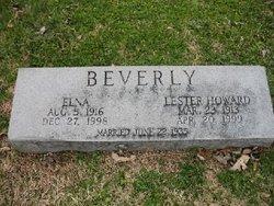 Lester Howard Beverly