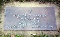 Walter C Parker