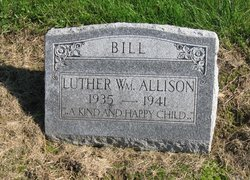 Luther William Bill Allison