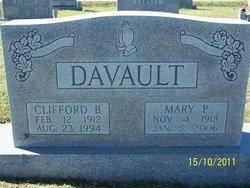 Mary P Davault