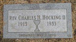 Rev Charles H. Hocking