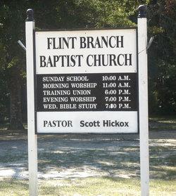 Flint Branch Baptist Church Cemetery