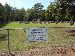 Moniac Cemetery