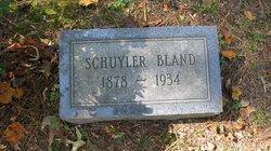 Schuyler Elliott Bland