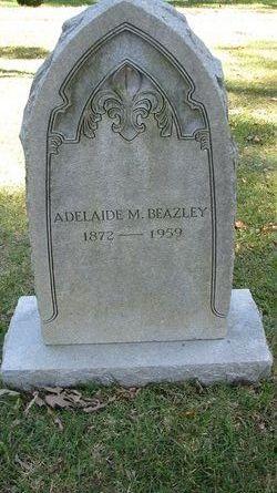 Adelaide M. Beazley