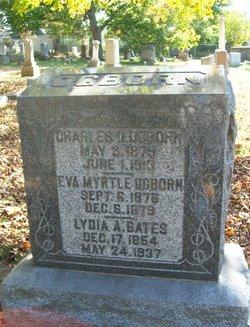 Lydia A <i>Jones</i> Bates