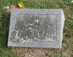 Wanda Jane Anthony