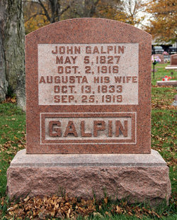 Mary Augusta <i>Curtis</i> Galpin