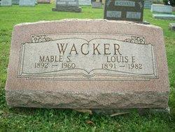 Louis F Wacker