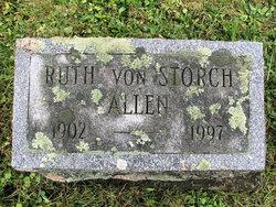 Ruth <i>Von Storch</i> Allen