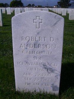 Spec Robert Douglas Anderson