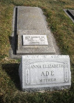 Anna Elizabeth Ade