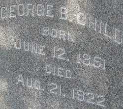 George B. Child