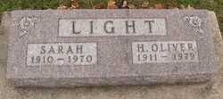 Sarah Daisy Dorothy <i>Henderson</i> Light